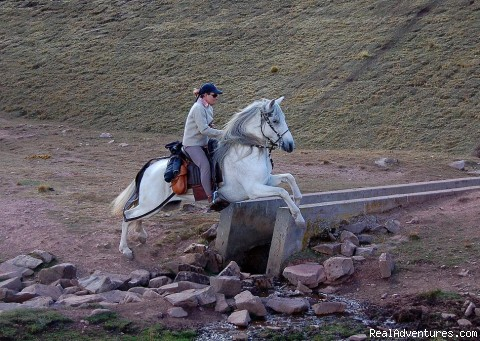 Sacred Valey Ride - exclusive horseback riding tours in Peru