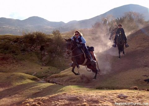 Monasterio Ride, 4-days - exclusive horseback riding tours in Peru