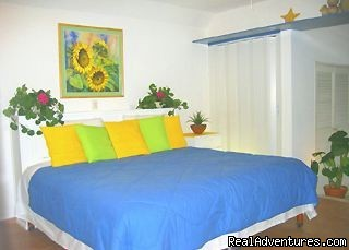 Masterbedroom | Image #2/5 | Spacious 1,600sq ft 2bed/2bath Steps from Beach