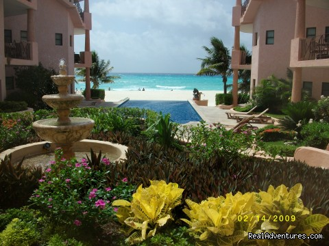 Special Luxury 3 Bedroom Penthouse on Beach Court Yard