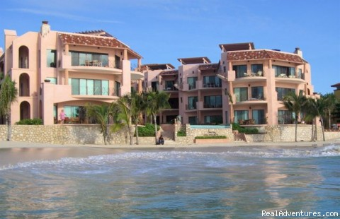 Luna Encantada from the Beach - Special Luxury 3 Bedroom Penthouse on Beach