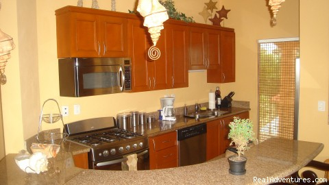 Gourmet Kitchen fully equipped - Special Luxury 3 Bedroom Penthouse on Beach