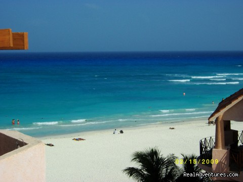 View from Roof Top - Special Luxury 3 Bedroom Penthouse on Beach