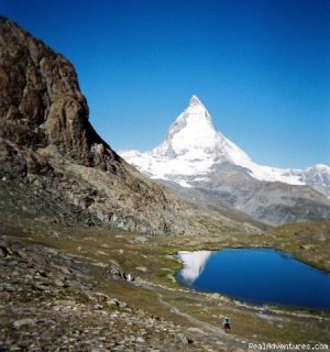 epic all-mountain and DH mountain bike tours Valais, Switzerland Bike Tours