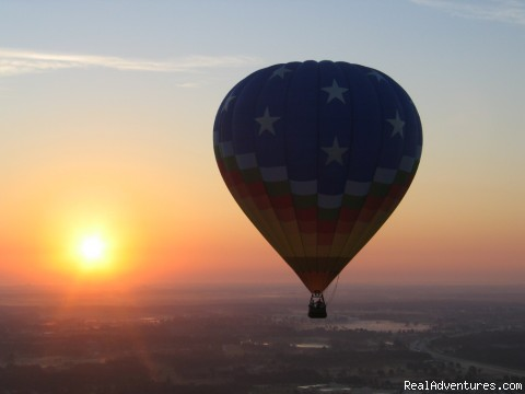 Hot Air Balloon Rides with Aerostat Adventures
