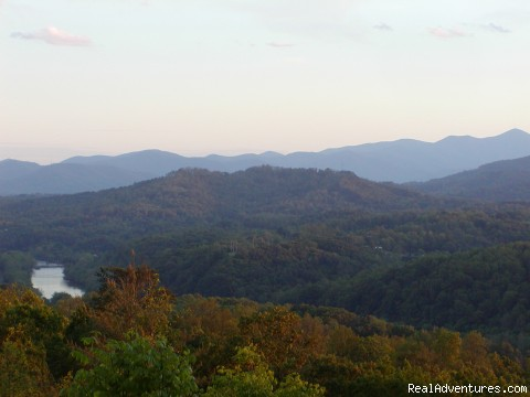 Awesome views; full service RV sites Asheville, North Carolina Campgrounds & RV Parks