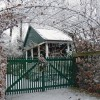 Cottage in Nature reserve between Bruges & Ghent Cottage in winter