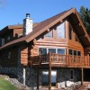 Lake front Log Chalet in Michigan's beautiful UP