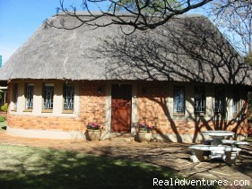 African Thatch Garden Cottage Mpumalanga, South Africa Bed & Breakfasts