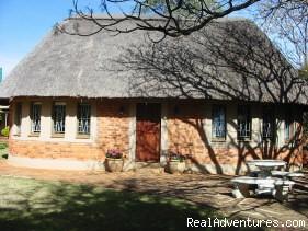 African Thatch Garden Cottage (#1 of 6) - African Thatch Garden Cottage