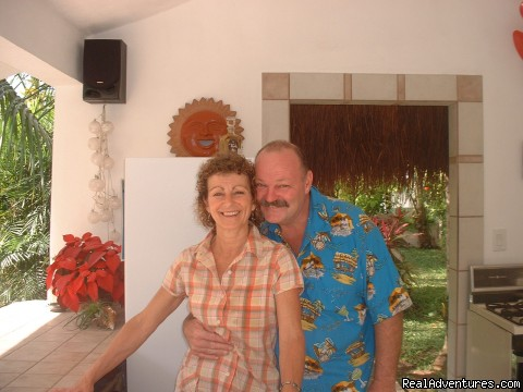 Dale & Kathy (#2 of 2) - Cozumel Bed&Breakfast Accommodation Lodging Rental