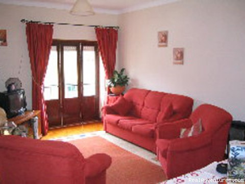Living/dining Room - Cosy Countryside Self-catering Accomodation