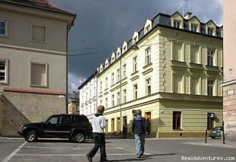 Kazimierz's Secret Apartments