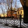Kazimierz - formely Jewish district