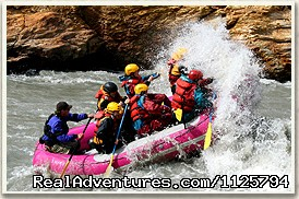 Denali River Rafting - Alaska Adventure Tours