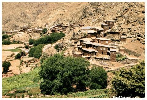 Trekking in Morocco Trekking in Morocco