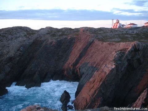 The Cape at Bonavista - CapeRace Adventures Newfoundland