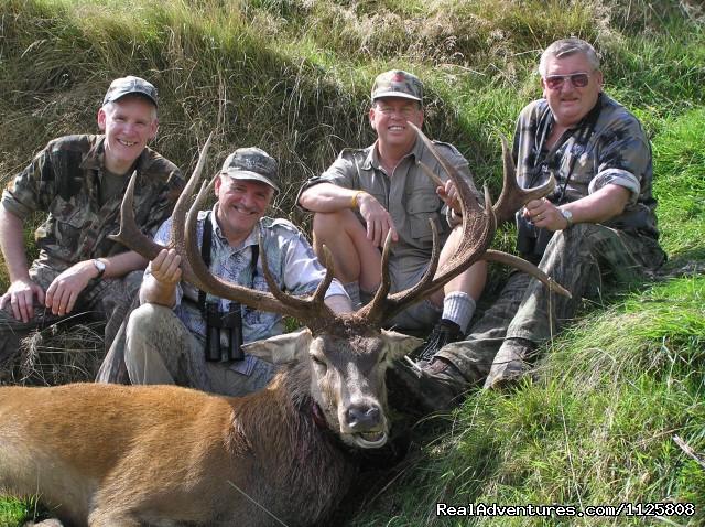Hunters Paradise New Zealand Ltd (#5 of 21) - Trophy Hunting in New Zealand- Hunters Paradise NZ