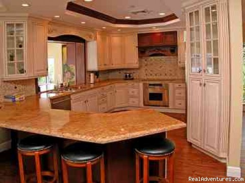 kitchen - Beautiful Luxury Home on the Intracoastal