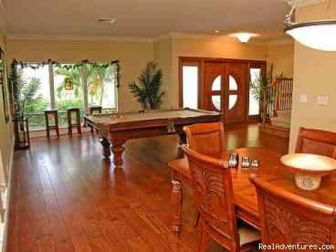 foyer dining room area - Beautiful Luxury Home on the Intracoastal