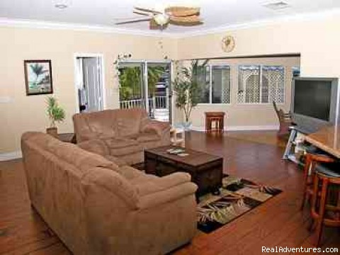 living room - Beautiful Luxury Home on the Intracoastal