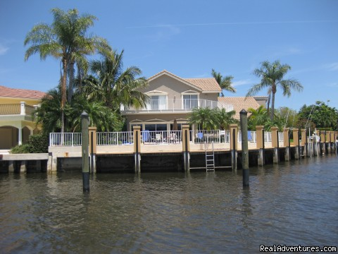 view from intracoastal waterway - Beautiful Luxury Home on the Intracoastal
