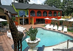 Africa Centre Or Tambo Airport Leisure Hotel Benoni, South Africa Hotels & Resorts