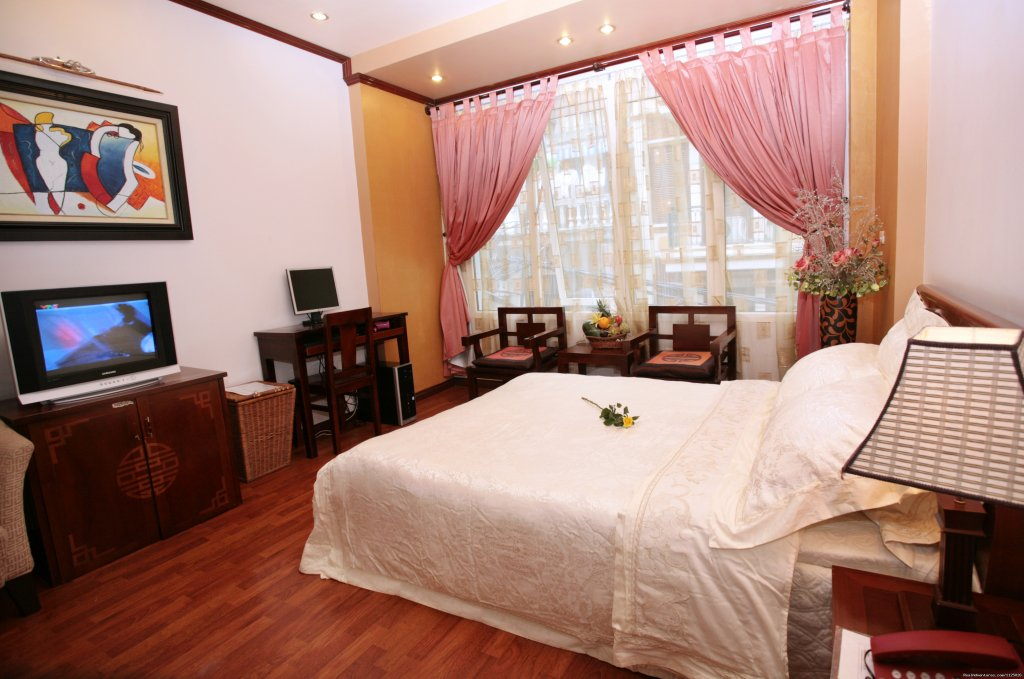 Deluxe double room | Image #5/5 | Indochina 1 Hotel