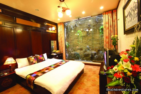 Superior double room - Indochina 1 Hotel