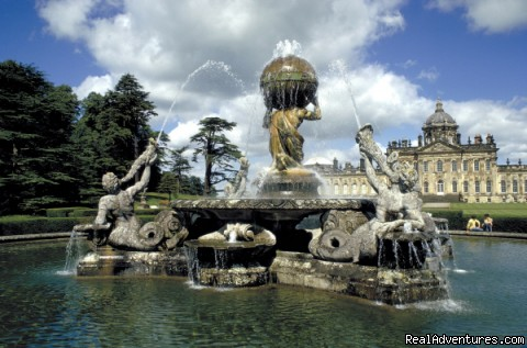 Castle Howard (#5 of 14) - Luxury chauffeur-driven tours of the UK