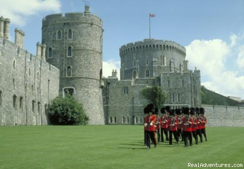 Luxury chauffeur-driven tours of the UK: Windsor Castle