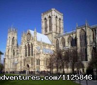 York Minster - Luxury chauffeur-driven tours of the UK