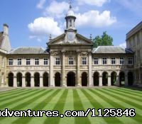Cambridge - Luxury chauffeur-driven tours of the UK