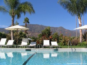 Boutique Hotel in Ojai, The Capri Ojai Hotels & Resorts Ojai, California