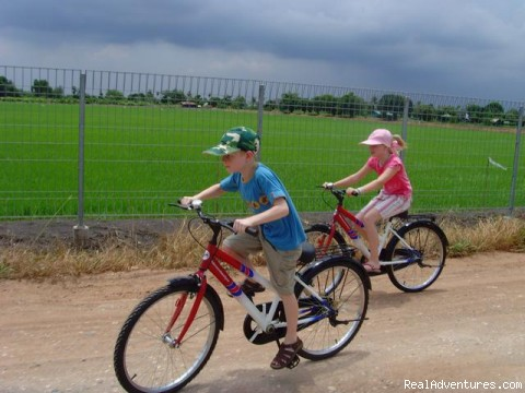 Children Friendly Tour With Absolut Explorer (#6 of 11) - Bangkok & Countryside Bicycle Absolute Explorer