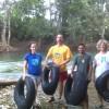 Roaring Creek Tubing
