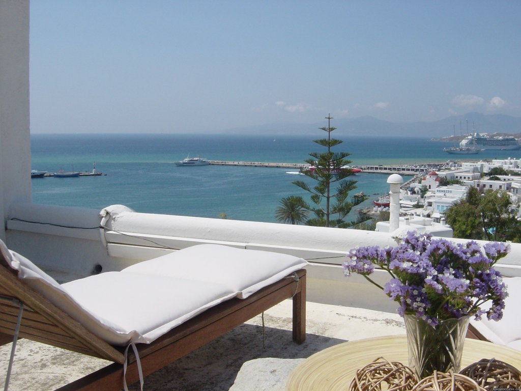 Image #12/22 | Live Your Myth In Mykonos At Ranias Apartments