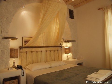 Live Your Myth In Mykonos At Ranias Apartments