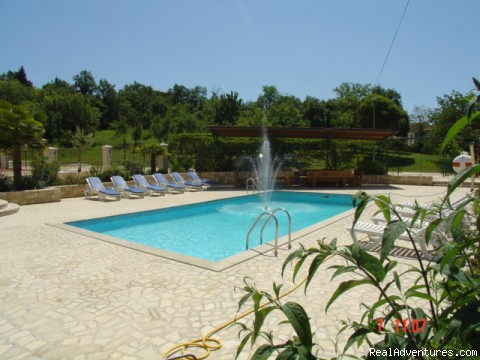 Croatian Villas with Pools: Pool