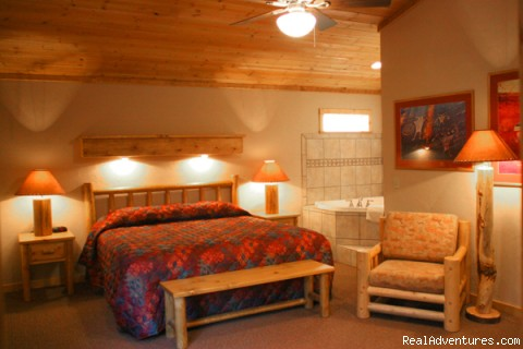 King River Cabin Room - River Front Cabins