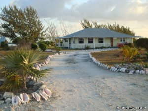 Secluded Beach front Hide-out at Diamond and Angel Crooked Island, Bahamas Vacation Rentals