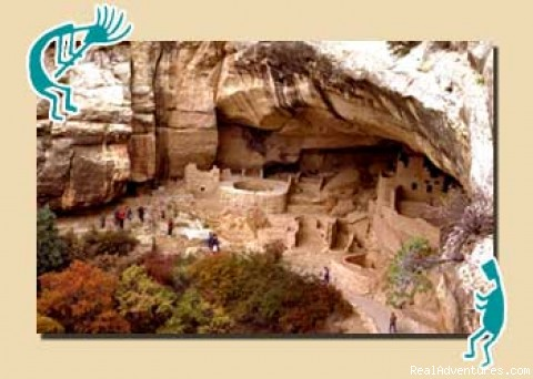 The Best Resort/RV Park in the 4 Corners Colorado A View From Mesa Verde National Park