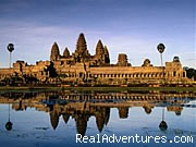 Cambodia Cycling, Trekking, Eco-tours, Sightseeing Majestic Angkor Wat