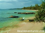Beautiful beaches... (#3 of 15) - Cambodia Cycling, Trekking, Eco-tours, Sightseeing