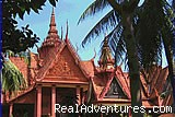 Exotic architecture.... (#5 of 15) - Cambodia Cycling, Trekking, Eco-tours, Sightseeing