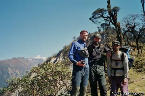 Nepal Trekking trekking tibet tour in Nepal peak: Trekking in kanchenjunga Region