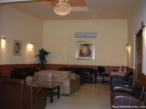 Lobby - Aristoteles Hotel
