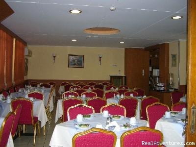 Restaurant - Aristoteles Hotel