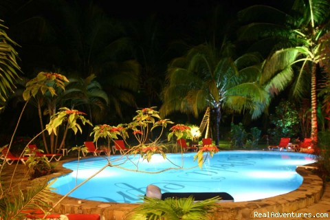 - Exotic La Perla Negra Private Resort