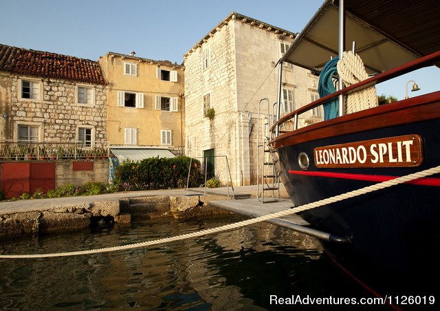 Leonardo - Croatia  coast & island cruising on yacht Leonardo